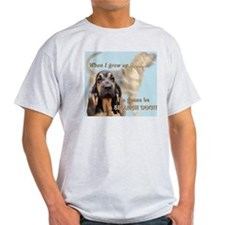 Cute Bloodhound T-Shirt