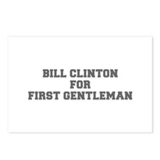 Bill Clinton for First Gentleman-Fre gray 600 Post