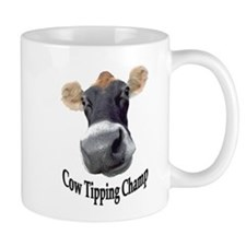 Cow Tipping Champ Mug