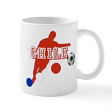 Chile La Roja Futbol Mug
