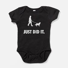 Stabyhoun Baby Bodysuit