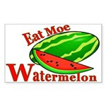 Watermelon Rectangle Sticker