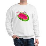 A Watermelon Sweatshirt