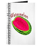 Watewrmelon Notebook