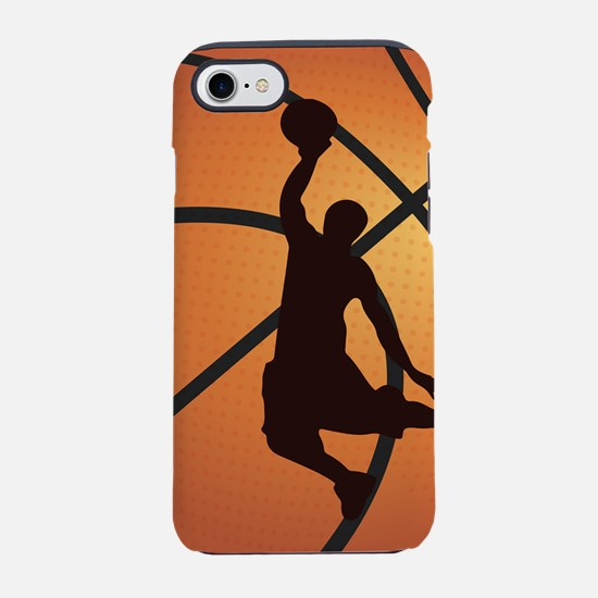 Basketball dunk iPhone 7 Tough Case
