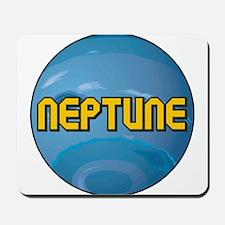 Neptune Planet Mousepad