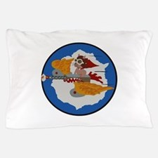 WWII Tuskegee Airmae Red Tail 301st FG Pillow Case