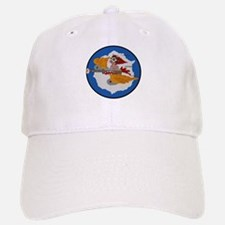 WWII Tuskegee Airmae Red Tail 301st FG Fighter Baseball Baseball Cap