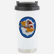 WWII Tuskegee Airmae Re Stainless Steel Travel Mug