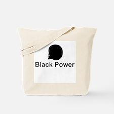 Black Power Tote Bag