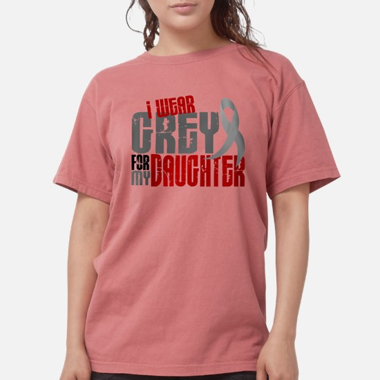 I Wear Grey For My Daughter 6 T-Shirt