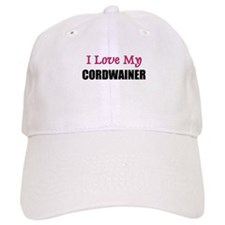 I Love My CORDWAINER Baseball Cap