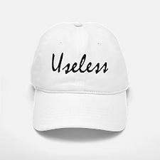 Useless Baseball Baseball Cap