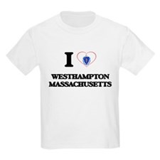 I love Westhampton Massachusetts T-Shirt