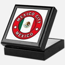 Mexico City Keepsake Box