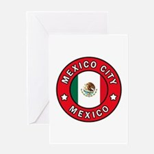 Mexico City Greeting Cards