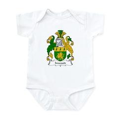 Inwood Family Crest Infant Bodysuit