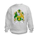 Inwood Family Crest Kids Sweatshirt