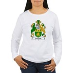 Inwood Family Crest Women's Long Sleeve T-Shirt