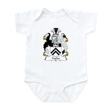 Ingles Family Crest Infant Bodysuit