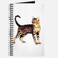 Bengal Cat: Raja Journal