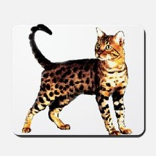Bengal Cat: Raja Mousepad