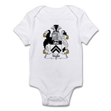 Ingle Family Crest Infant Bodysuit