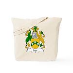 Inge Family Crest Tote Bag