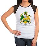 Inge Family Crest Women's Cap Sleeve T-Shirt