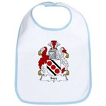 Ince Family Crest Bib