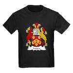 Impey Family Crest Kids Dark T-Shirt
