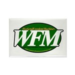 WFM Logo Magnet - AWESOME!