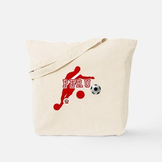 La Blanquirroja Tote Bag