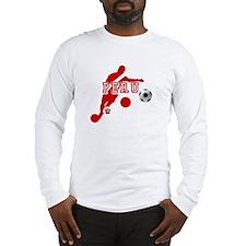 La Blanquirroja Long Sleeve T-Shirt