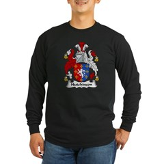 Hutchinson Family Crest T