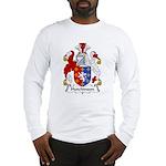 Hutchinson Family Crest  Long Sleeve T-Shirt