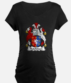 Hutchinson Family Crest  T-Shirt
