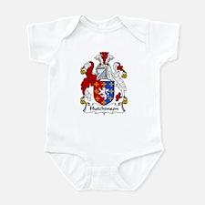 Hutchinson Family Crest Infant Bodysuit