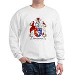 Hutchinson Family Crest  Sweatshirt