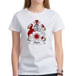 Hurst Family Crest Women's T-Shirt
