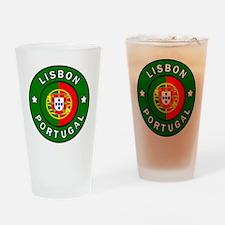 Lisbon Drinking Glass