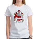 Huntington Family Crest Women's T-Shirt