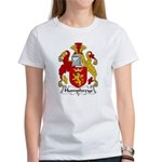 Humphreys Family Crest Women's T-Shirt