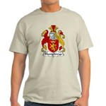 Humphreys Family Crest Light T-Shirt