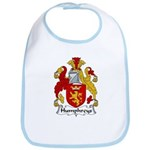 Humphreys Family Crest  Bib