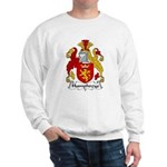 Humphreys Family Crest  Sweatshirt