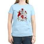 Hulton Family Crest Women's Light T-Shirt