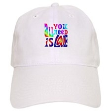 All you need is love Baseball Cap