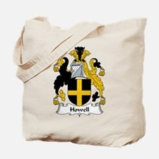 Howell Family Crest Tote Bag