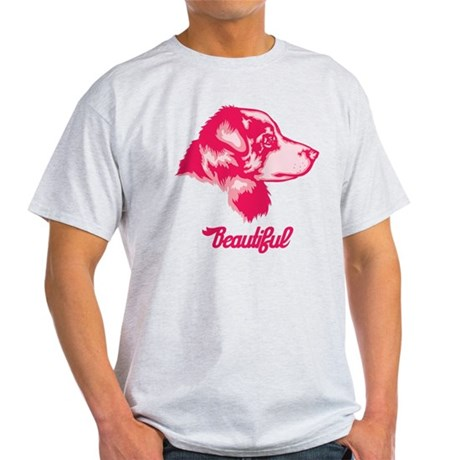 Miniature Australian Shepherd Light T-Shirt